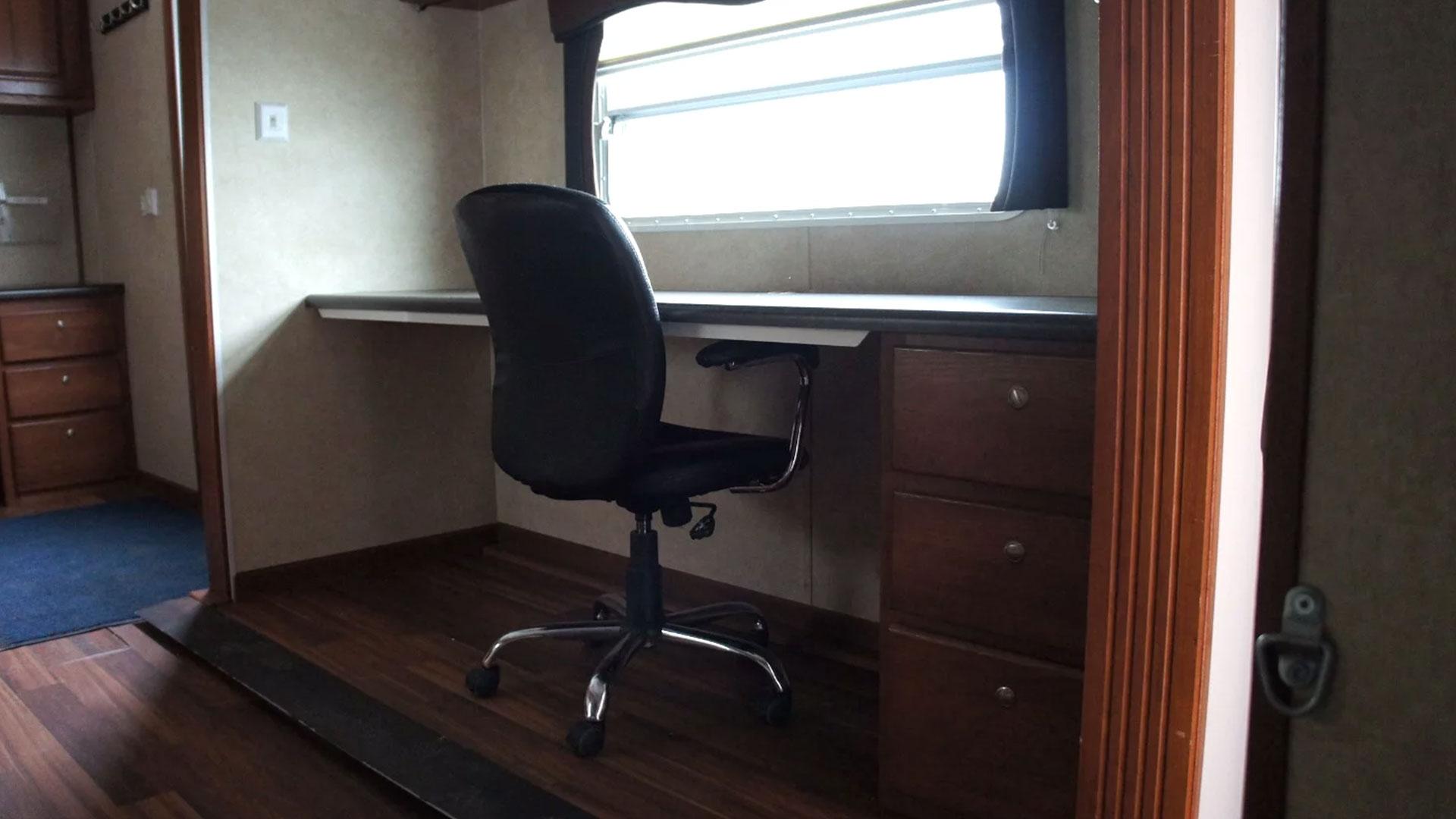 photo intérieur du Bureau 3 portes