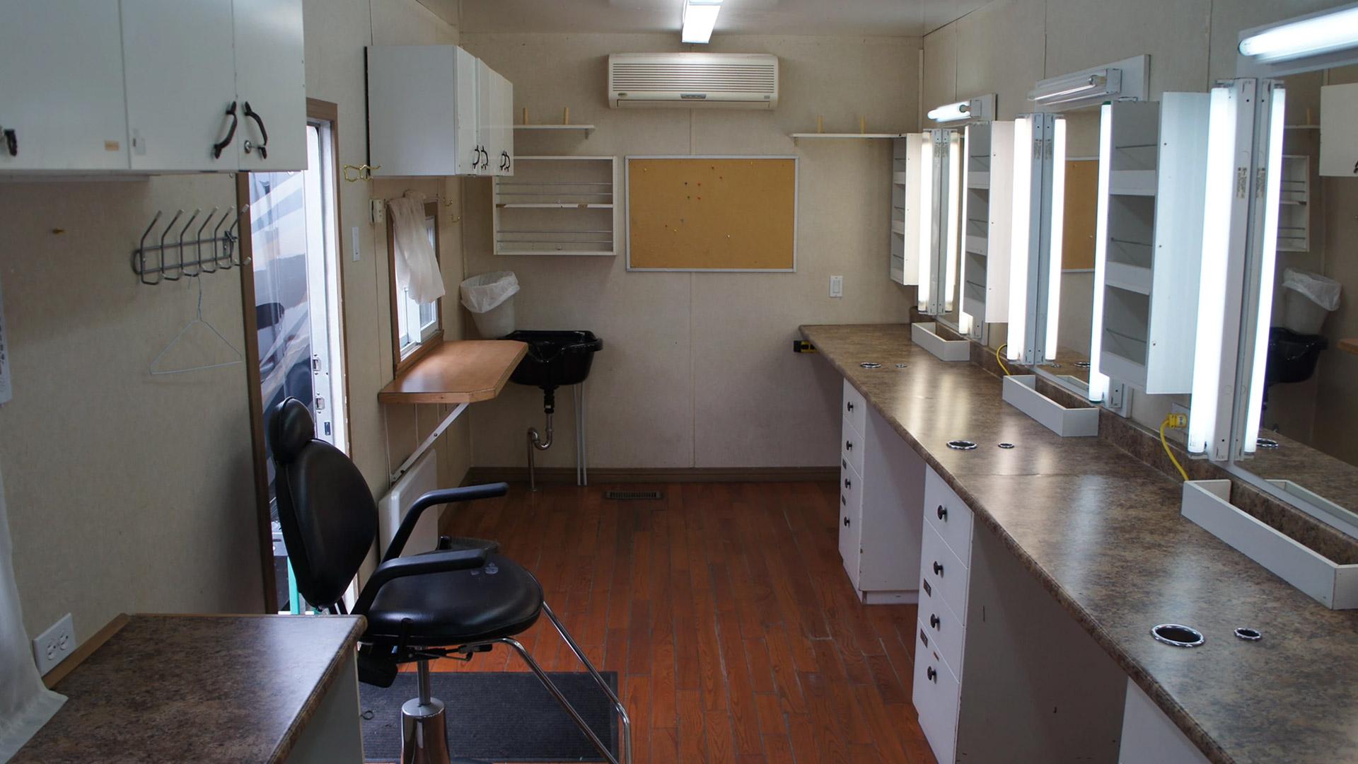 photo intérieur du Honey Wagon 03