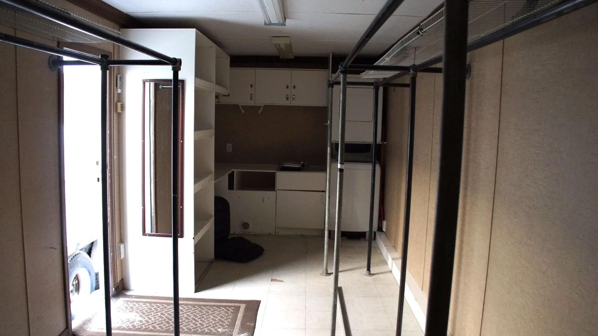 photo intérieur du Honey Wagon 28