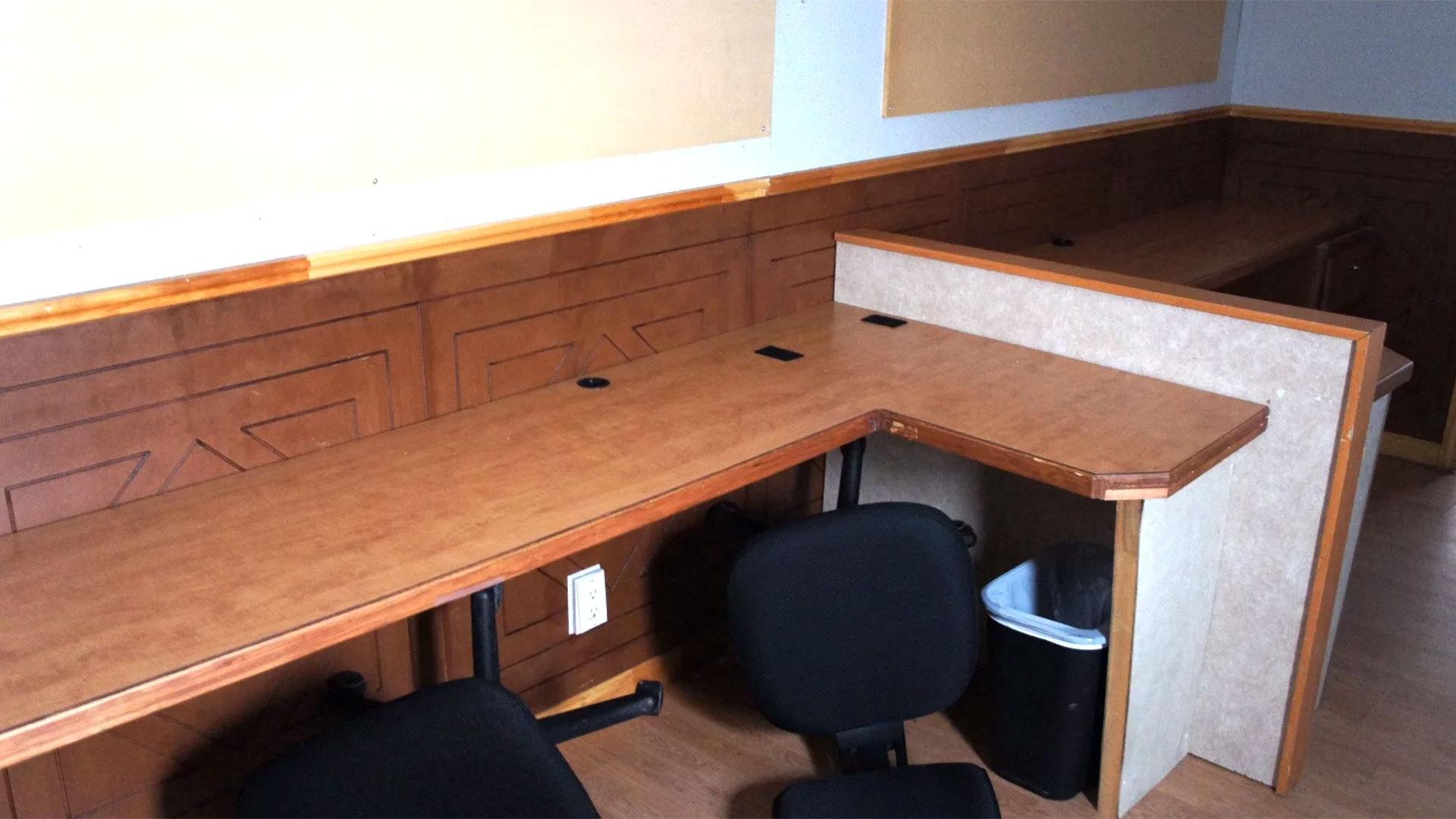 photo intérieur du Honey Wagon 30