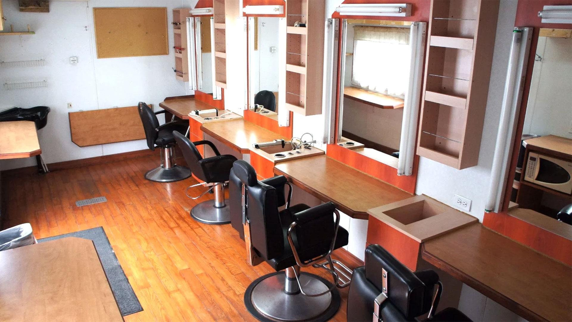 photo intérieur du Honey Wagon 31