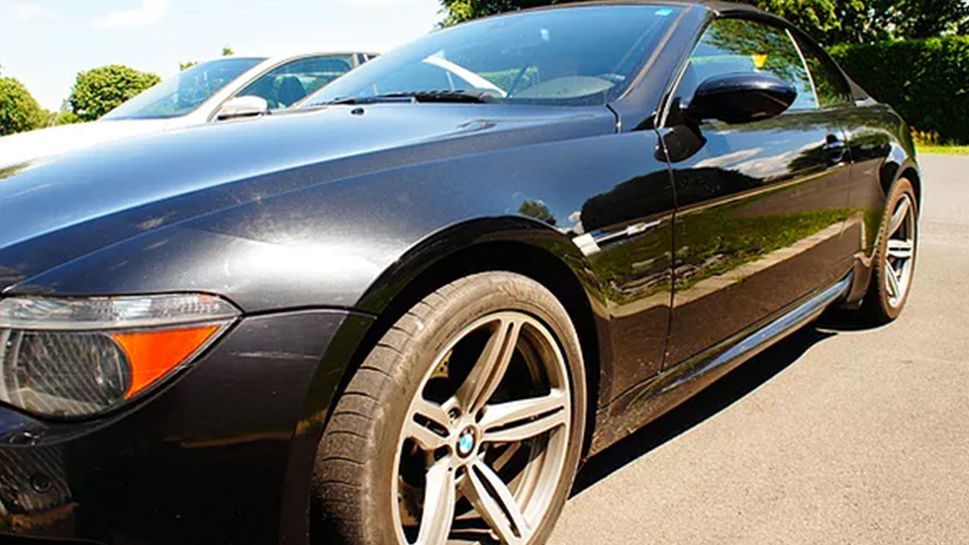 BMW M6 CAB photo extérieur