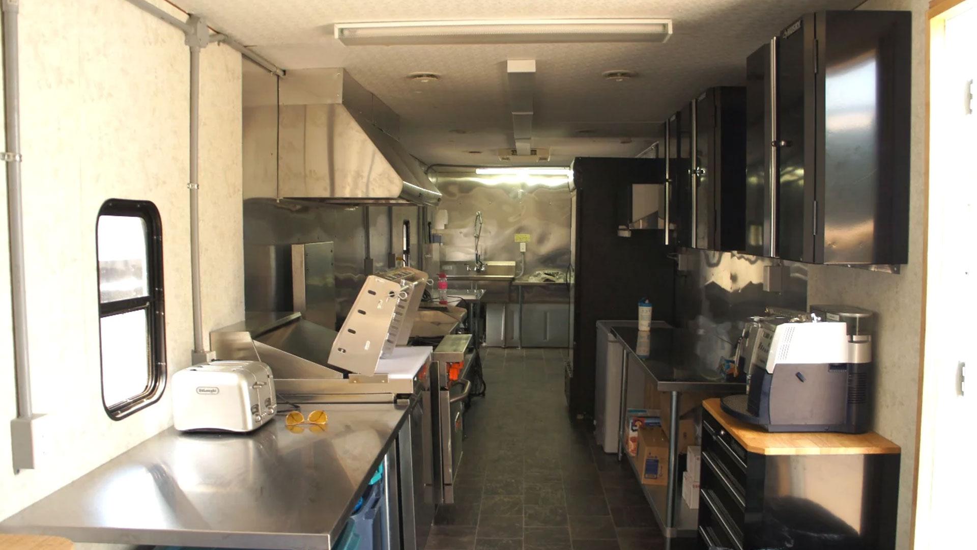photo intérieur du Craft 93