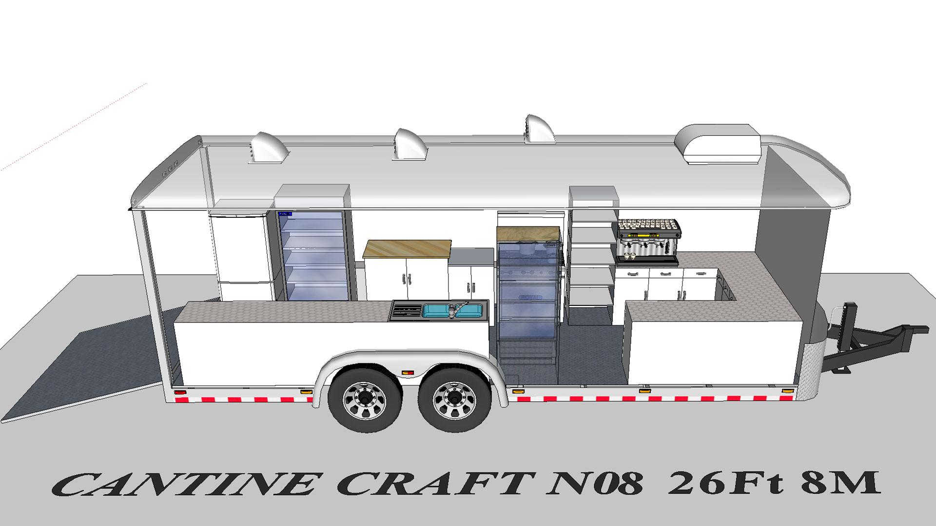 Craft 91 modèle 3D
