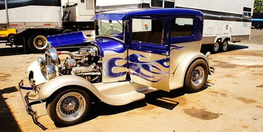 Ford A 1929 photo extérieur