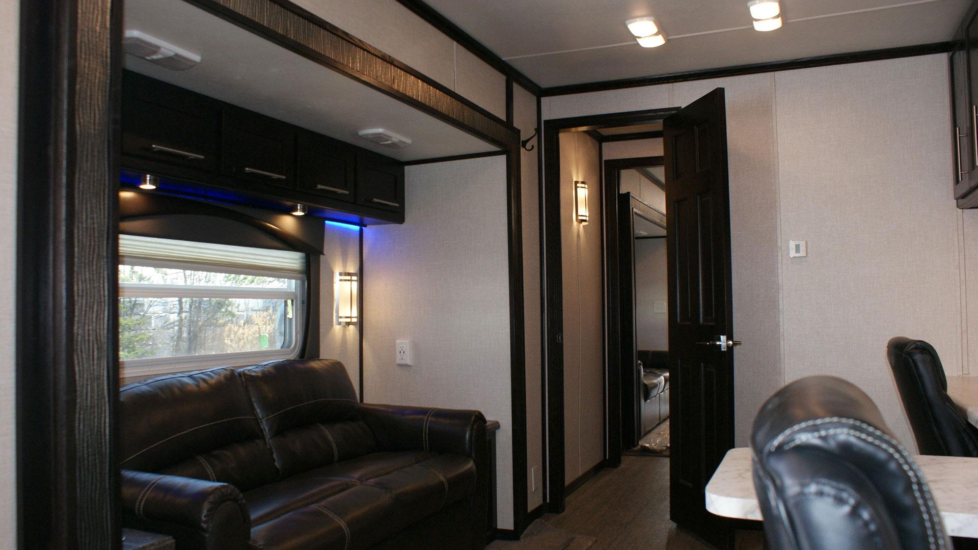 photo intérieur du Nouveau Bureau