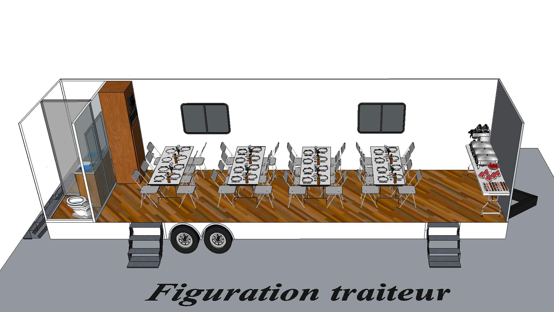 Figuration modèle 3D
